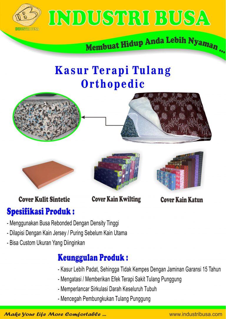 Kasur Terapi Tulang Orthopedic