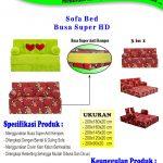 Sofa Bed Busa Super HD