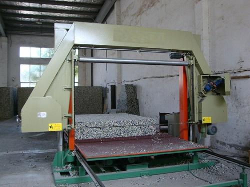 Mesin Cutting Busa